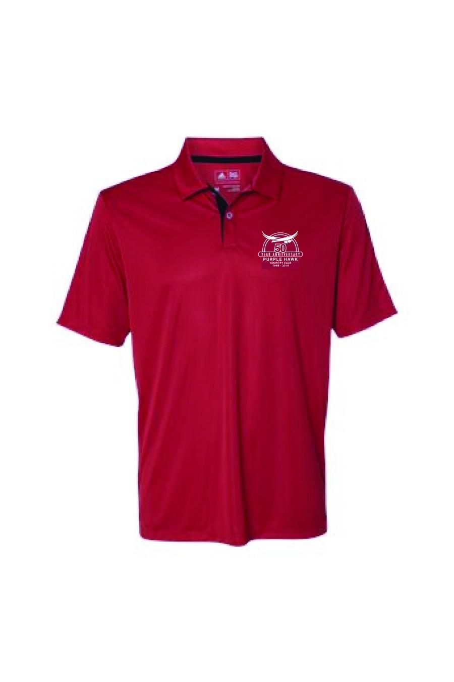 Adidas - Gradient 3-Stripes Sport Shirt