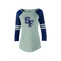 Athletic Heather/Navy Sparkle