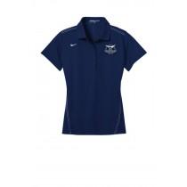 Nike Ladies Dri-FIT Sport Swoosh Pique Polo