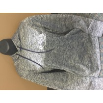 Heather Fleece Hoodie