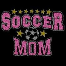 Soccer Mom Glitter